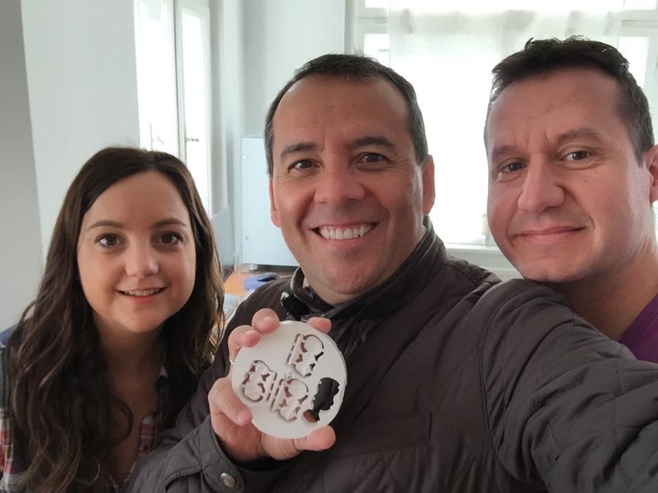 Dr. Fernando Rojas Vizcaya trae novedades tecnológicas de odontología a Castellón