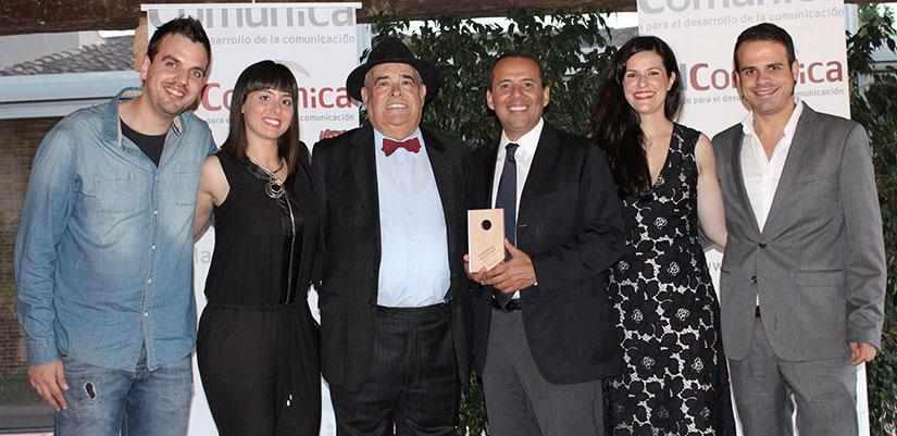 Premio Rafael López Lita a las Nuevas iniciativas en comunicación
